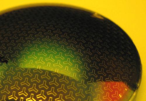 3D Imprinted Lens